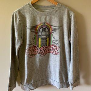Aerosmith Concert Merchandise